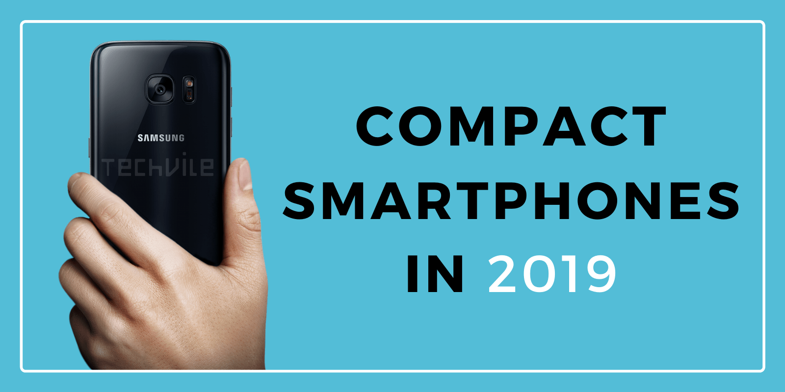 Compact Smartphones that are midsized in November 2019