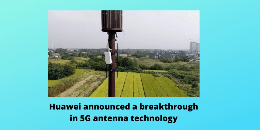 5G antenna technology