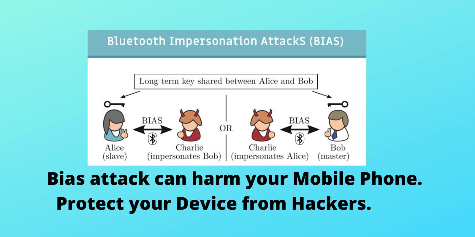 Bias Bluetooth Attack