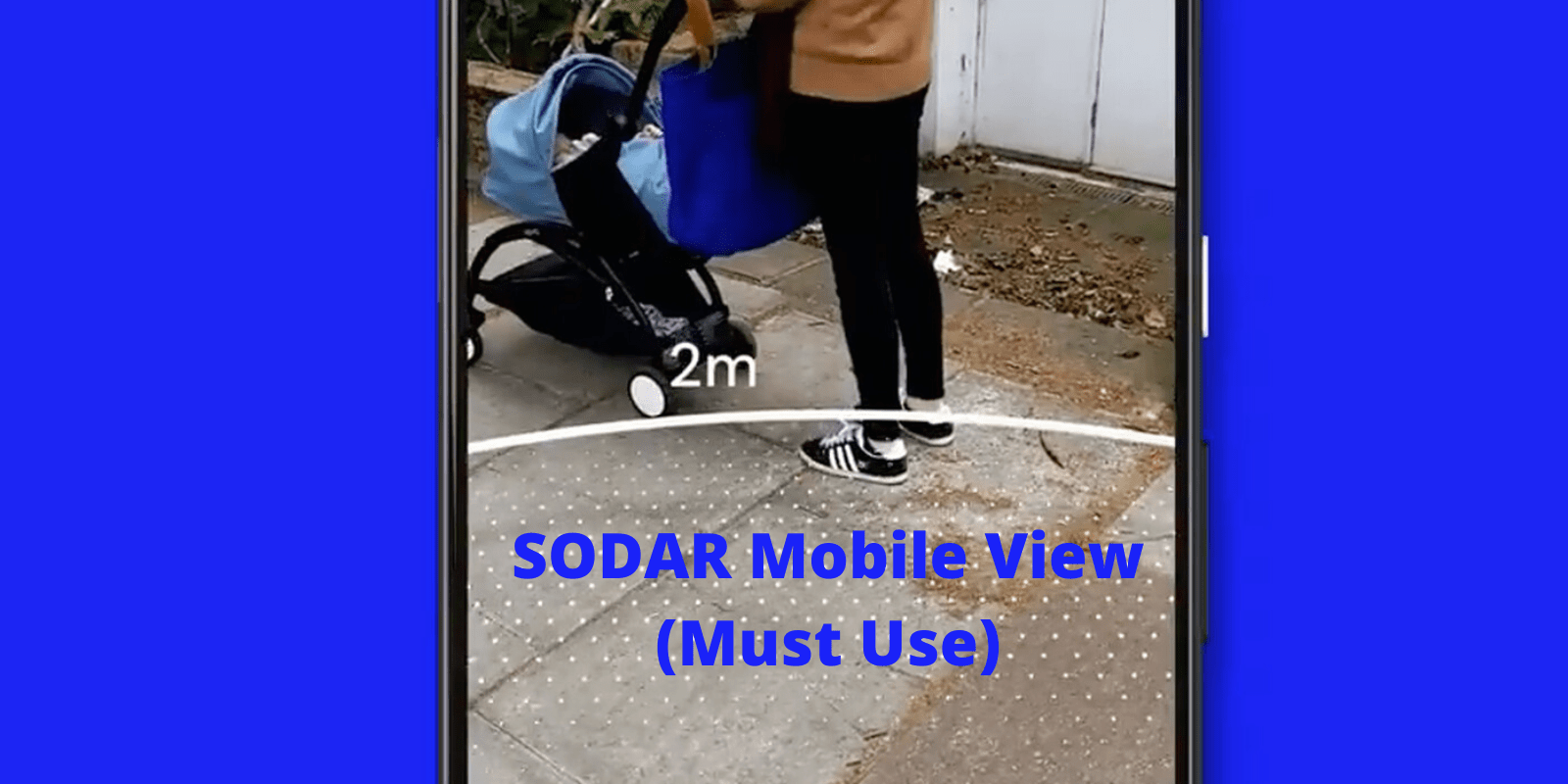 How to use Google's AR Tool Sodar