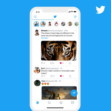 Story Mode of Twitter