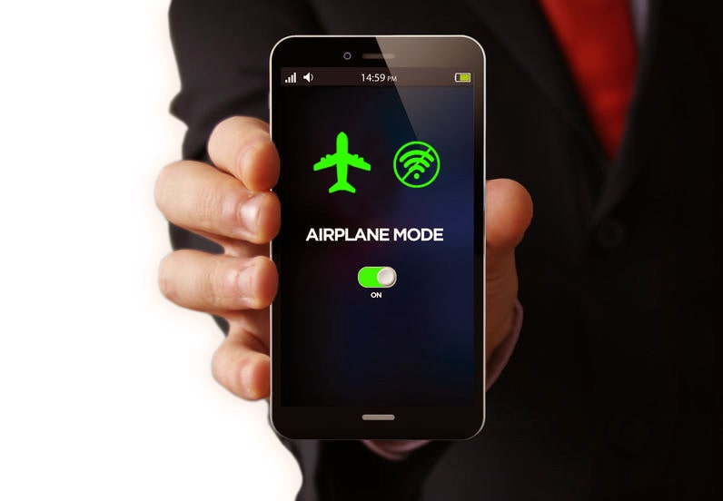 Boost your Signals from Airplane Mode