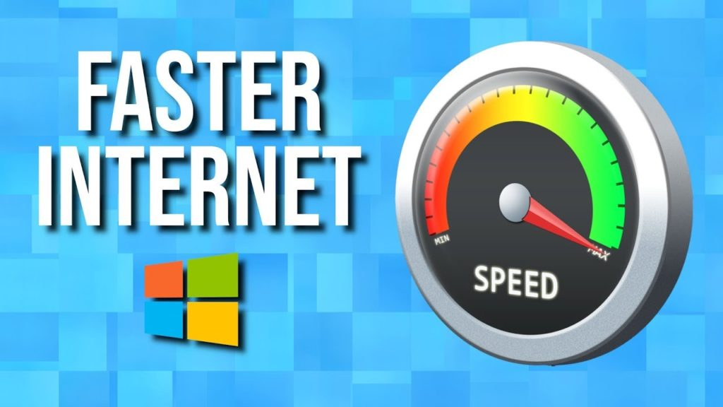 Boost slow internet speed