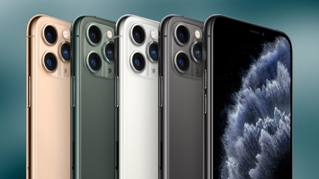 Series of 5G-enabled IPhones in 2020