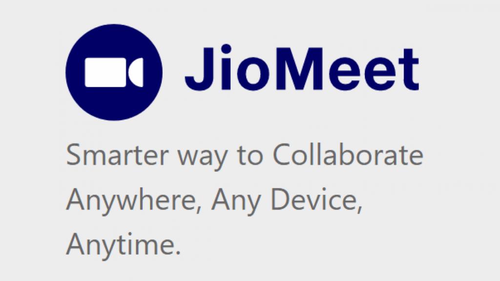JioMeet Application