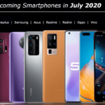 Top phones to launch in India in July 2020