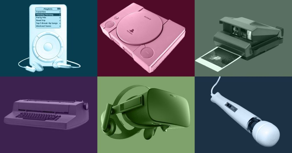 Some gadgets