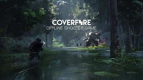 Cover Fire: Online Shooter Game