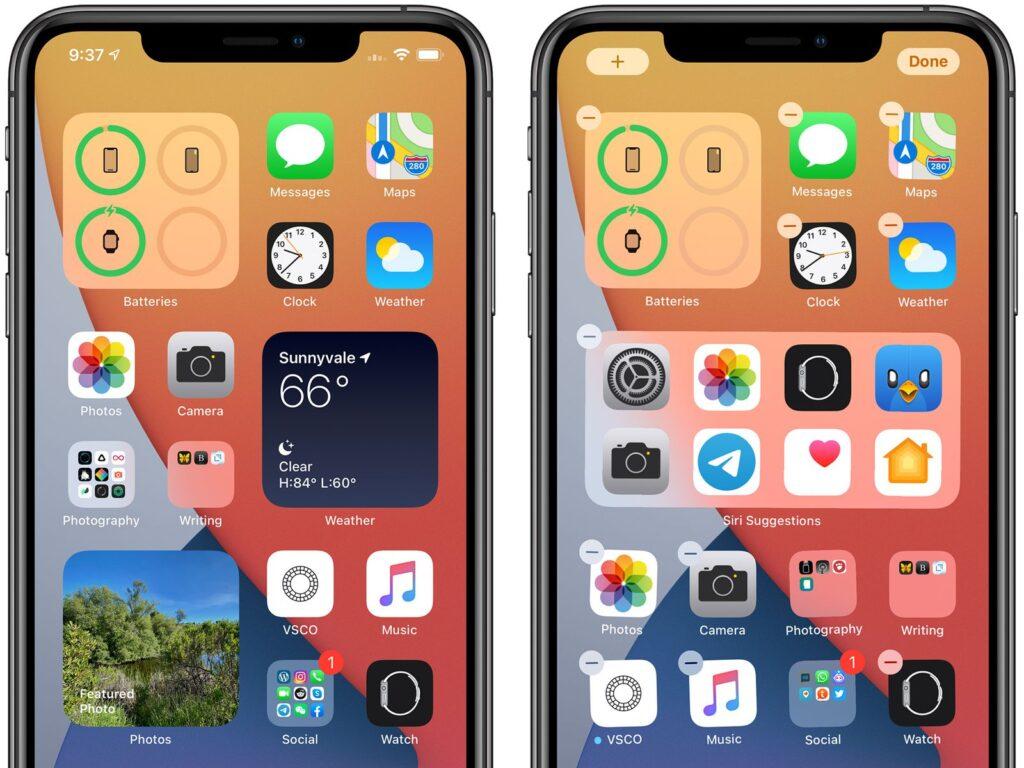 Best widgets for Apple apps