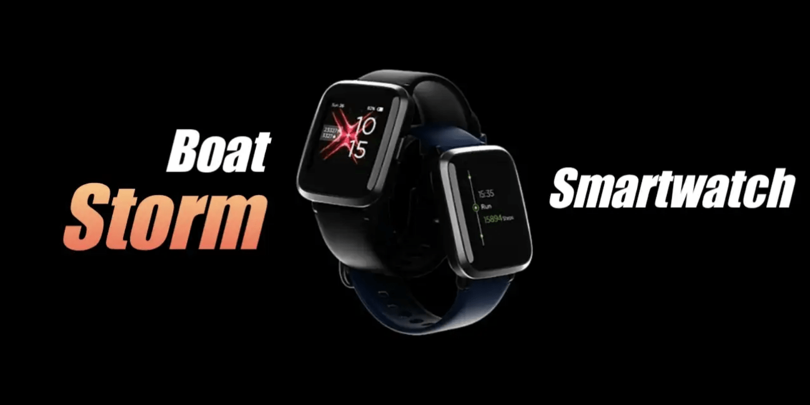 boAT launches the first smartwatch in India
