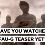 FAU-G Teaser Released